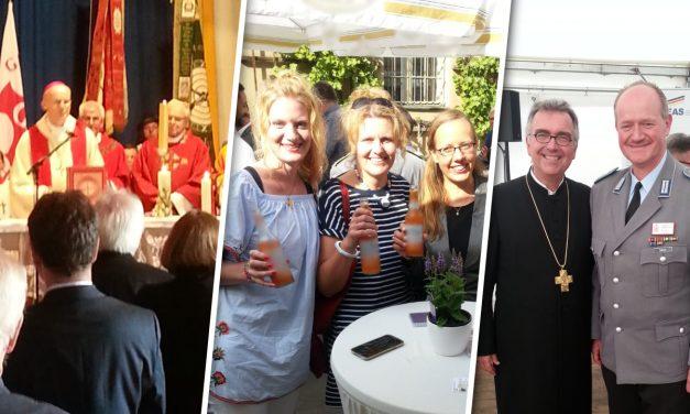 50-jähriges Priesterjubiläum und Sommerfest