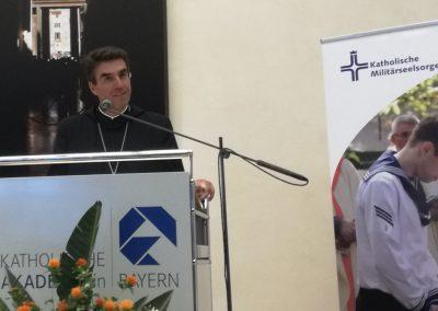 101. Akademiegespräch: Abt Johannes