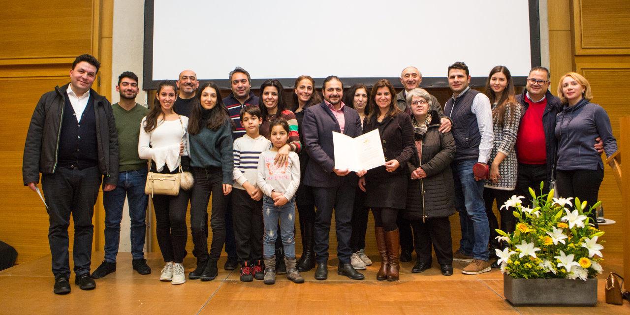 Drei-Königs-Preisverleihung 2019