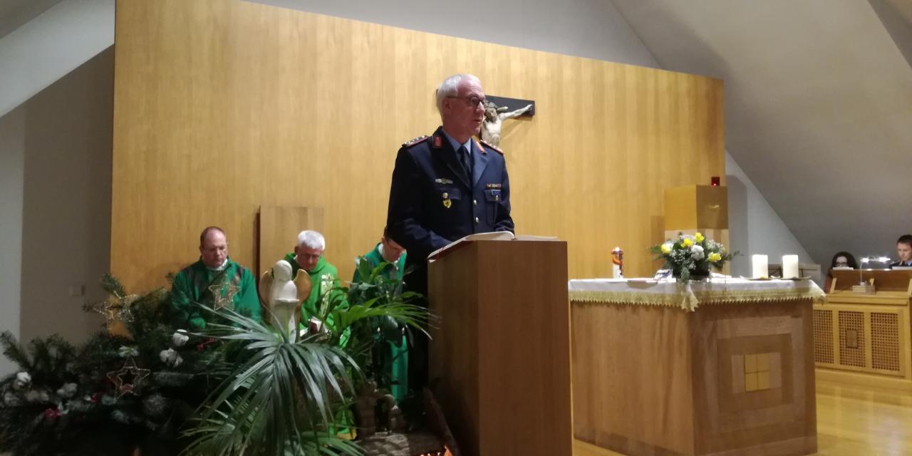 Jahresempfang des Militärgeneralvikars 2019
