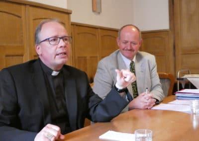 Bild mit Bischof
