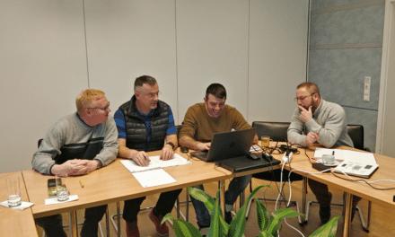 Agenda der Sachausschusssitzung – Jan 2019