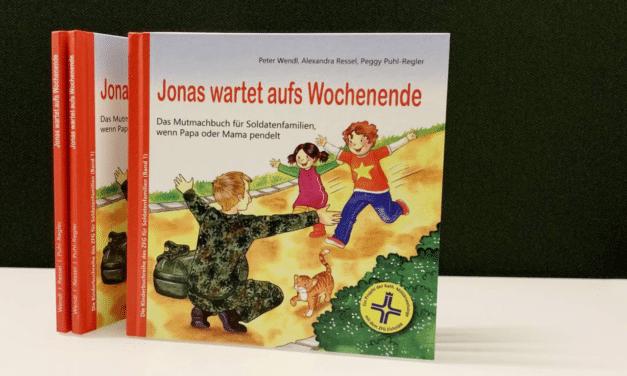 """""""Jonas wartet aufs Wochenende"""" – Das neue Mutmachbuch"""