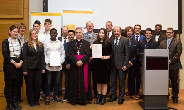 Dreikönigspreisverleihung des Diözesanrates im Erzbistum Berlin 2020