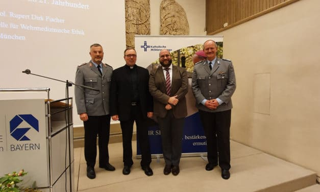 Erstes Akademiegespräch 2020 an der Katholischen Akademie in Bayern