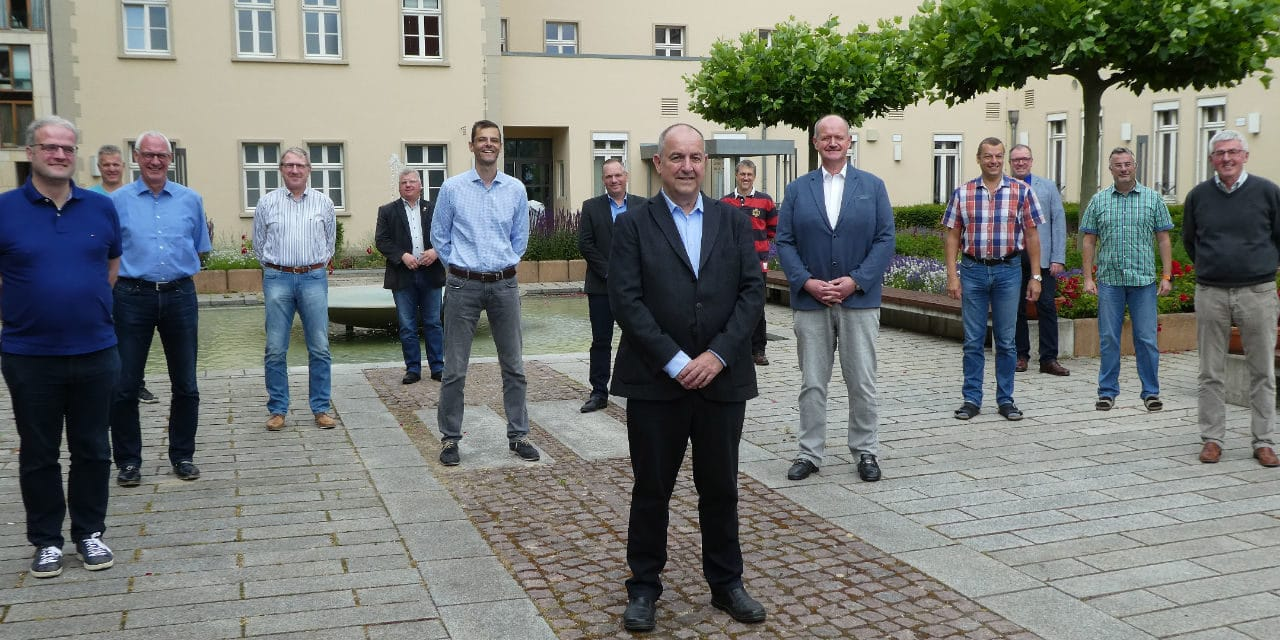 Vorstandssitzung des Katholikenrates im Juni 2020 in Berlin